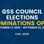 GSS Council Elections nominations open