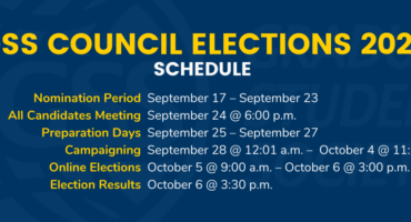 GSS Council Elections 2020 Blog Post