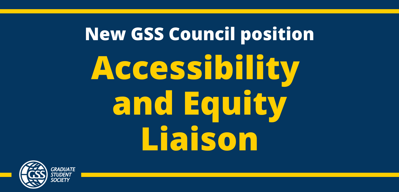 Accessibility and Equity Liaison