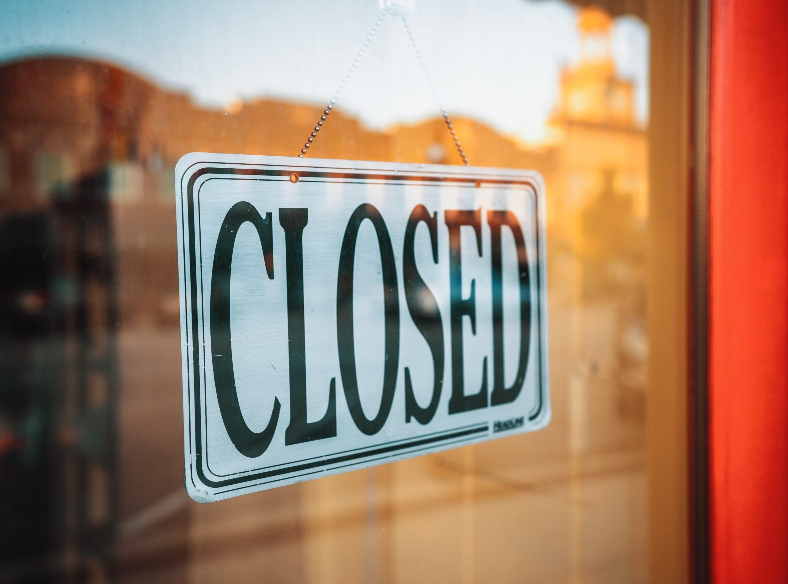 GSS Office closed